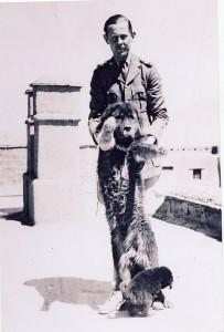 Gyantse, 1936-37 lt.Cable